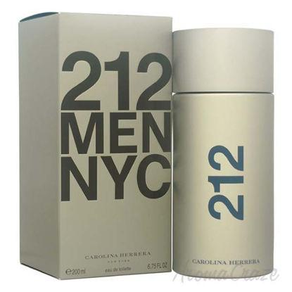 212 Men NYC by Carolina Herrera for Men - 6.75 oz EDT Spray