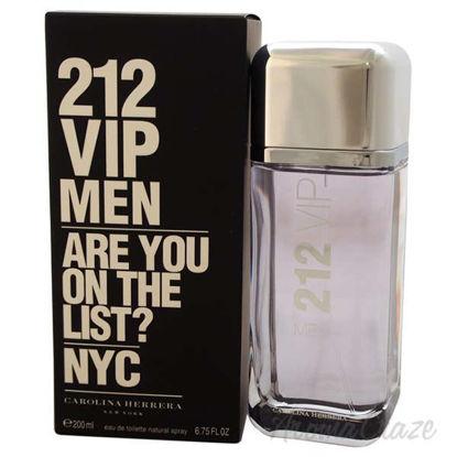 212 VIP by Carolina Herrera for Men - 6.75 oz EDT Spray