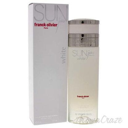 Sun Java White by Franck Olivier for Women - 2.5 oz EDP Spra