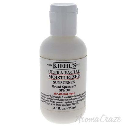 Ultra Facial Moisturizer SPF 30 by Kiehls for Unisex - 2.5 o