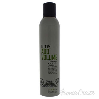 California Add Volume Styling Foam Mousse by KMS for Unisex