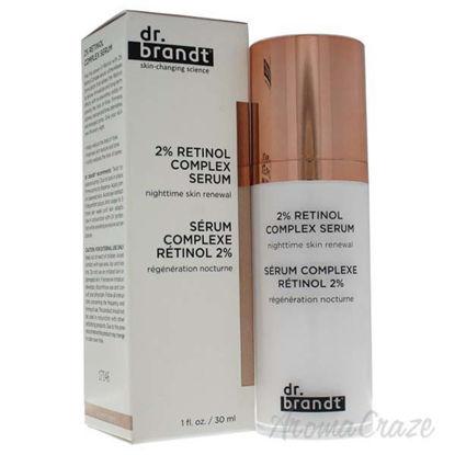 2% Retinol Complex Serum by Dr. Brandt for Women - 1 oz Seru