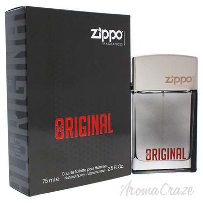 The Orginal by Zippo for Men - 2.5 oz EDT Spray