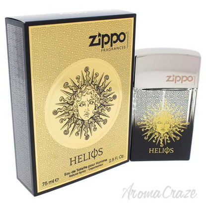 Helios by Zippo for Men - 2.5 oz EDT Spray