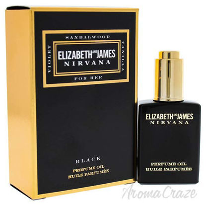 Nirvana Black Perfume Oil by Elizabeth and James for Women -