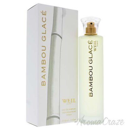 Bambou Glace by Weil for Women - 3.3 oz EDP Spray