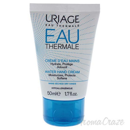 Eau Thermale Water Hand Cream by Uriage for Unisex - 1.7 oz
