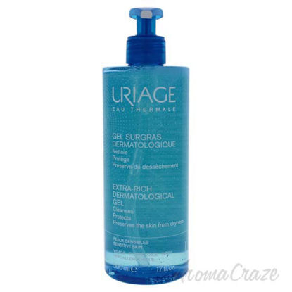 Extra-Rich Dermatological Gel by Uriage for Unisex - 17 oz C