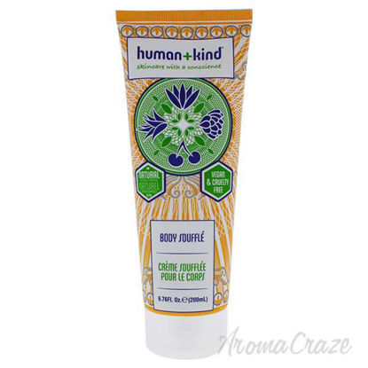 Body Souffle Cream – Tube by Human+kind for Unisex - 6.76