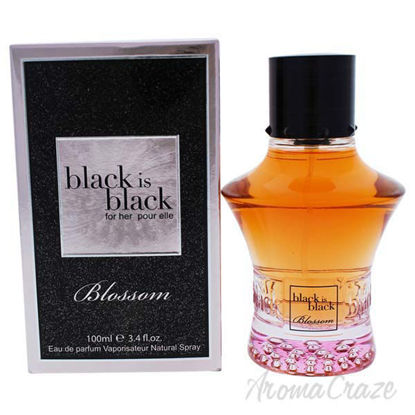 Black is Black Blossom by Nuparfums for Women - 3.4 oz EDP S