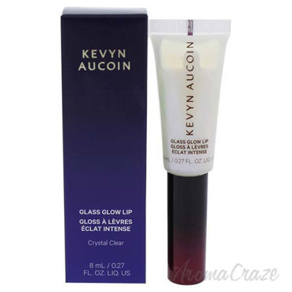 Glass Glow Lip Gloss - Crystal Clear by Kevyn Aucoin for Wom