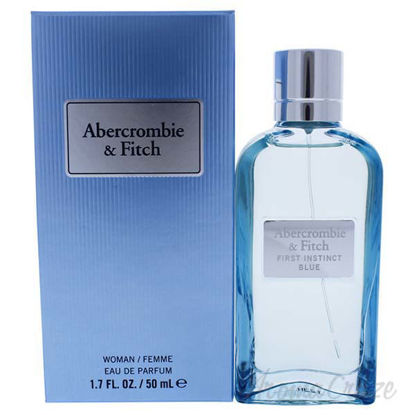 First Instinct Blue by Abercrombie and Fitch for Woman - 1.7