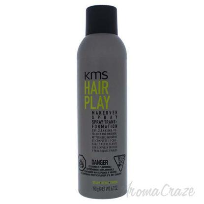 Hair Play Makeover Spray by KMS for Unisex - 6.7 oz Hair Spr