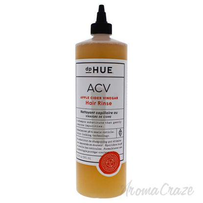 Apple Cider Vinegar Hair Rinse by Dphue for Unisex - 20 oz T