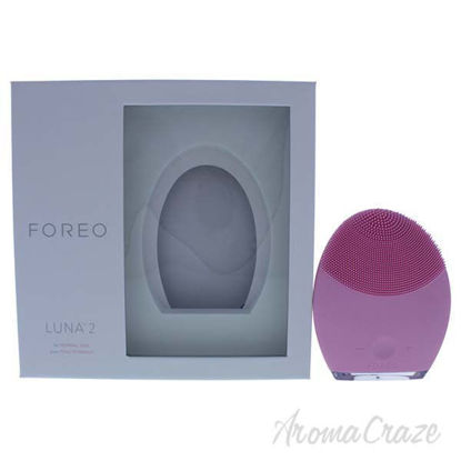 LUNA 2 - Normal Skin by Foreo for Women - 1 Pc Cleansing Bru