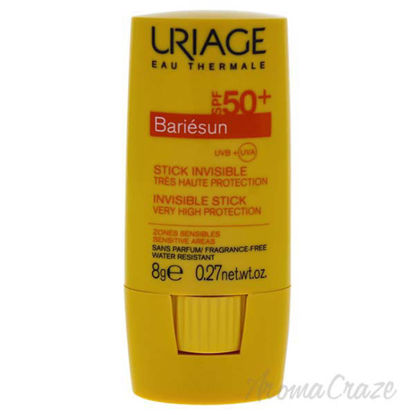 Bariesun Invisible Stick SPF 50 by Uriage for Unisex - 0.27