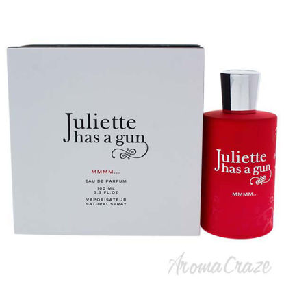 Mmmm by Juliette Has A Gun for Women - 3.3 oz EDP Spray