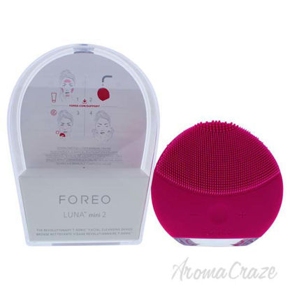 LUNA Mini 2 - Fuchsia by Foreo for Women - 1 Pc Cleansing Br