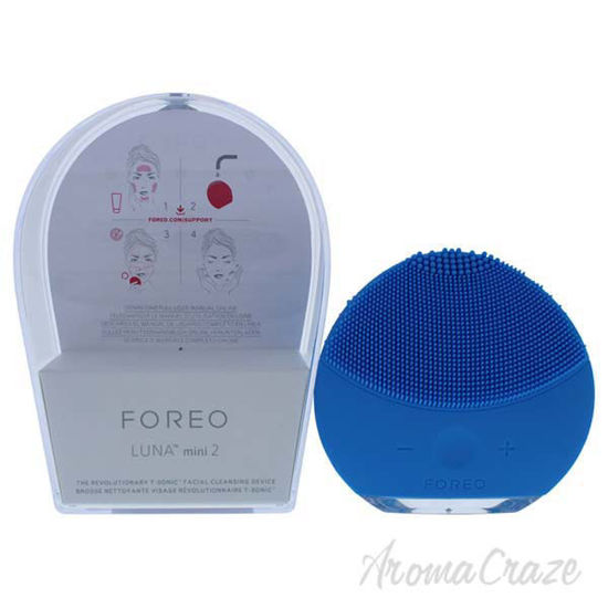 LUNA Mini 2 - Aquamarine by Foreo for Women - 1 Pc Cleansing