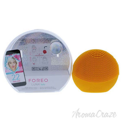 LUNA Fofo - Sunflower Yellow by Foreo for Women - 1 Pc Clean