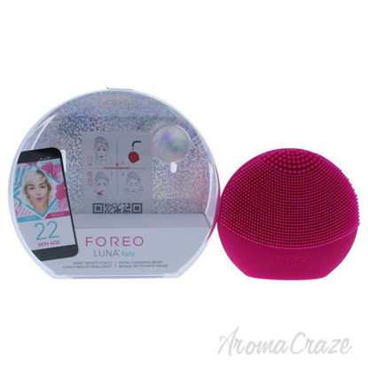 LUNA Fofo - Fuchsia by Foreo for Women - 1 Pc Cleansing Brus