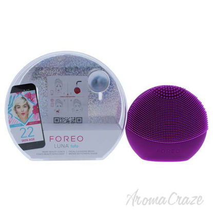 LUNA Fofo - Purple by Foreo for Women - 1 Pc Cleansing Brush