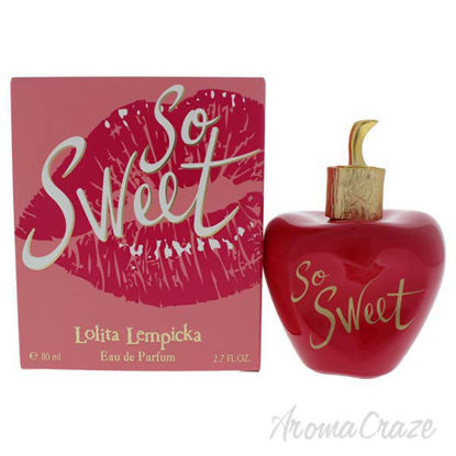 So Sweet by Lolita Lempicka for Women - 2.7 oz EDP Spray