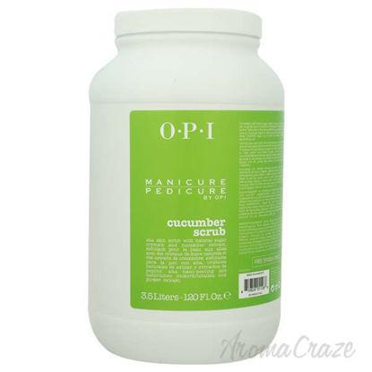 Manicure Pedicure Cucumber Scrub by OPI for Unisex - 120 oz