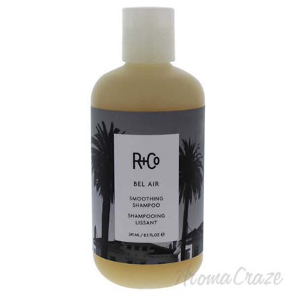 Bel Air Smoothing Shampoo by R+Co for Unisex - 8.5 oz Shampo
