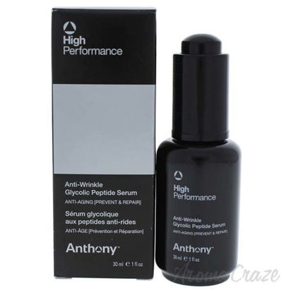 High Performance Anti-Wrinkle Glycolic Peptide Serum by Anth