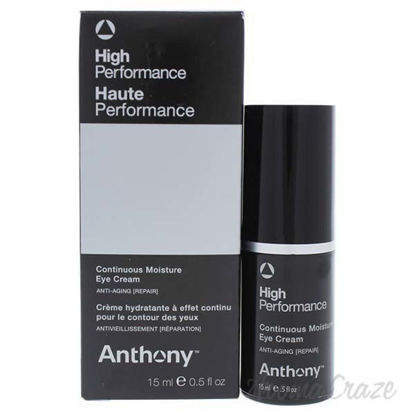 High Performance Continuous Moisture Eye Cream by Anthony fo