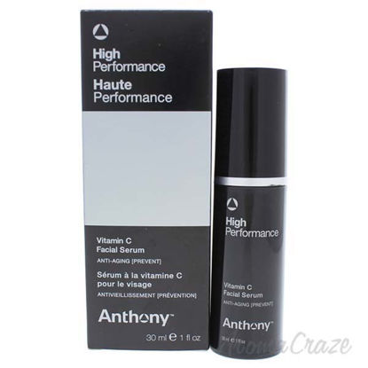 High Performance Vitamin C Facial Serum by Anthony for Men -