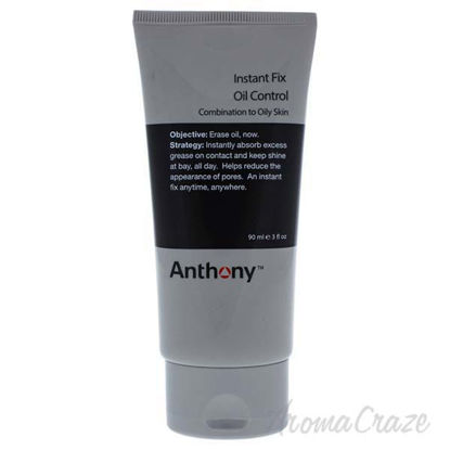 Instant Fix Oil Control by Anthony for Men - 3 oz Treatment