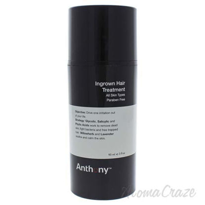 Ingrown Hair Treatment by Anthony for Men - 3 oz Treatment