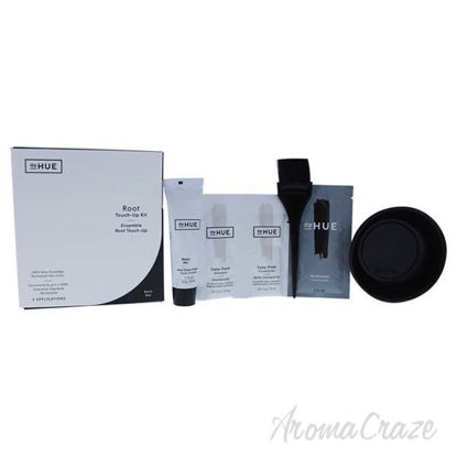 Root Touch-Up Kit - Black by Dphue for Unisex - 2 Applicatio