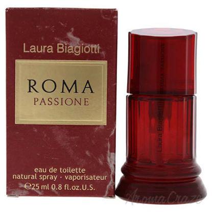 Roma Passione by Laura Biagiotti for Women - 0.85 oz EDT Spr