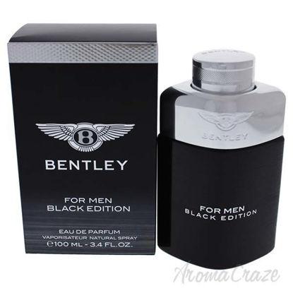 Bentley Black Edition by Bentley for Men - 3.4 oz EDP Spray