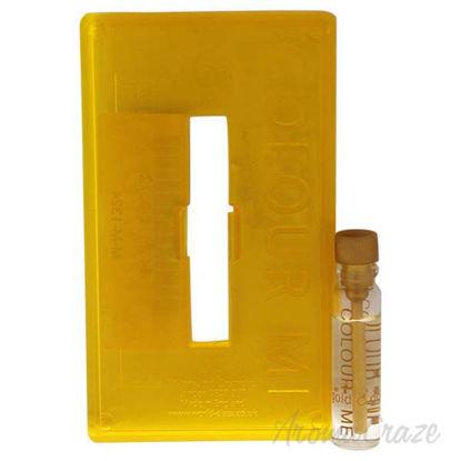 Milton-Lloyd Colour Me Gold EDT Splash Vial (Mini) for Men 1
