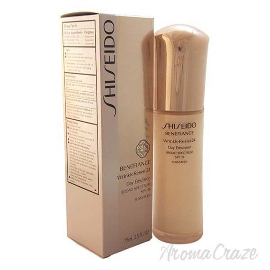 Benefiance WrinkleResist24 Day Emulsion SPF 18 by Shiseido f
