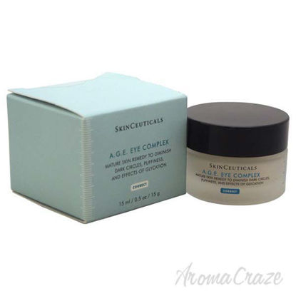 A.G.E Eye Complex by SkinCeuticals for Unisex - 0.5 oz Cream