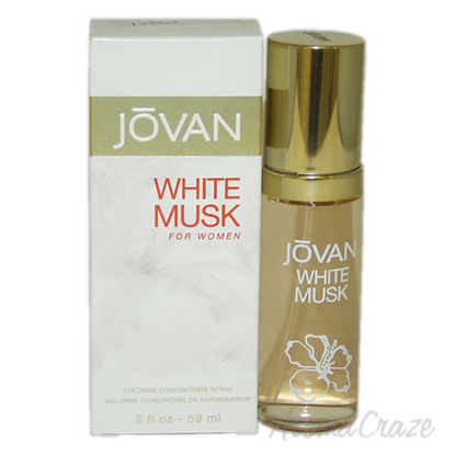 Jovan White Musk by Jovan for Women - 2 oz Cologne Spray