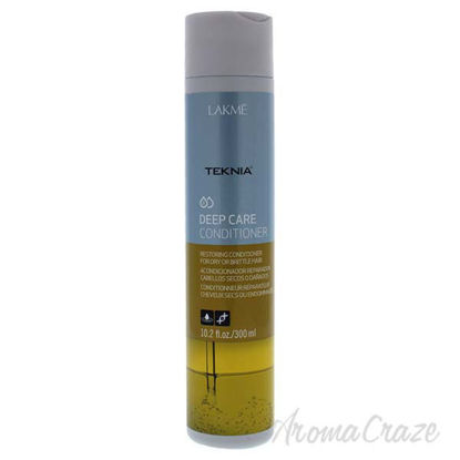 Teknia Deep Care Conditioner by Lakme for Unisex - 10.14 oz