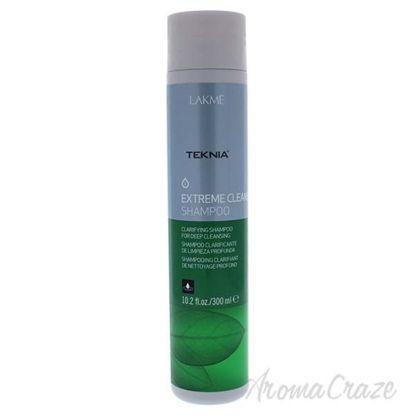 Teknia Extreme Cleanse Shampoo by Lakme for Unisex - 10.14 o