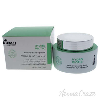 Hydro Biotic Recovery Sleeping Mask by Dr. Brandt for Unisex