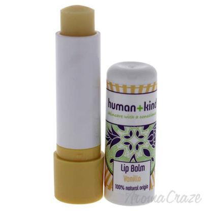 Lip Balm - Vanilla by Human+Kind for Women - 0.17 oz Lip Bam