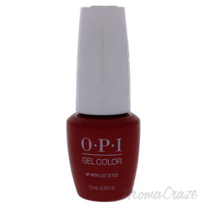 GelColor - HP J10B My Wish List is You by OPI for Women - 0.