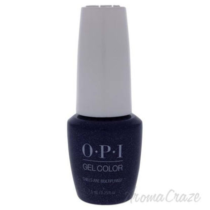 GelColor - GCG 46B Chills Are Multiplying by OPI for Women -