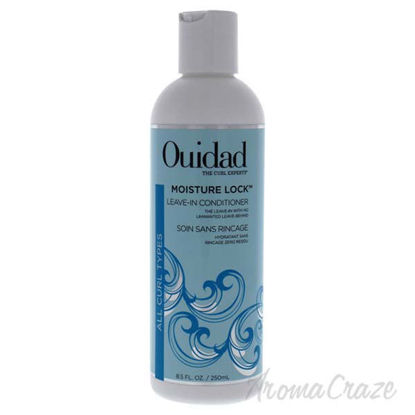Moisture Lock Leave-in Conditioner by Ouidad for Unisex - 8.