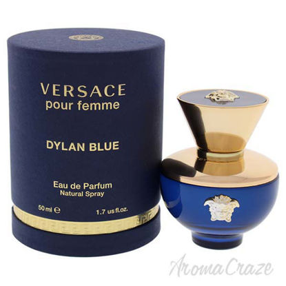 Dylan Blue by Versace for Women - 1.7 oz EDP Spray