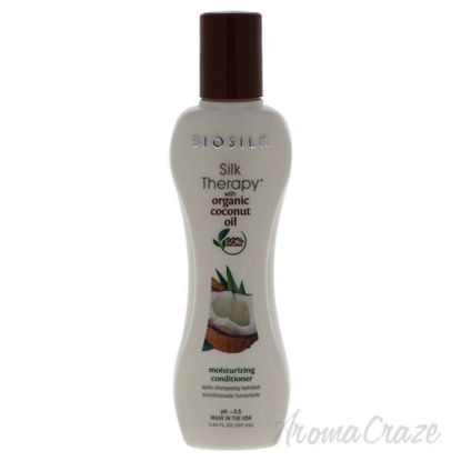 Silk Therapy with Coconut Oil Moisturizing Conditioner by Bi